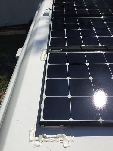Solar Panel Fasteners Questions Amp Recommendations Van