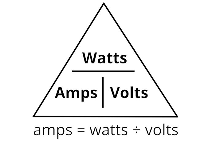 watts-to-amps